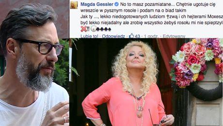 Szymon Majewski Widać po mediach społecznościowych komu odwala Wstawiłbym tam alkomat