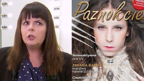 Korwin Piotrowska chwali Szpaka Mógł zwariować a dbał o każdy szczegół o włosy paznokcie