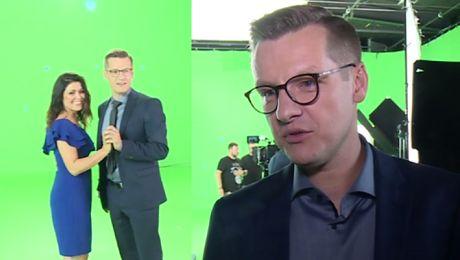 Marcin Mroczek zachwyca się pracą Mimo osiemnastu lat nie czuję się znudzony