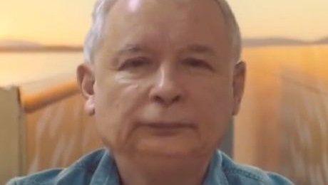 Jarosław Kaczyński też robi SZPAGAT MIĘDZY TIRAMI