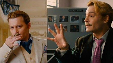 Johnny Depp jako pracownik galerii sztuki w nowym filmie