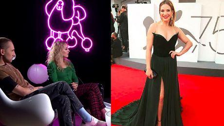 Faux pas Dereszowskiej na festiwalu w Wenecji Jej suknia była plagiatem