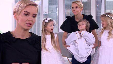 TVN radzi w co ubrać dziecko do Komunii Świętej Jak na ślub