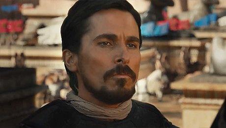 Christian Bale jako Mojżesz