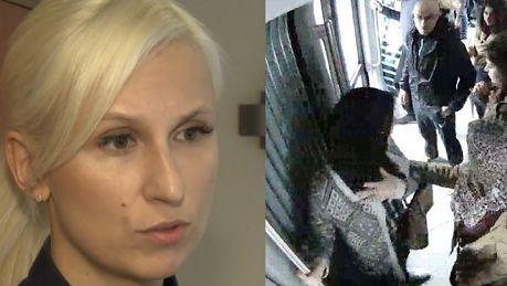 Atak na 25 letnią muzułmankę w Łodzi Mężczyzna ją kopnął Nie chciał jej wpuścić do tramwaju