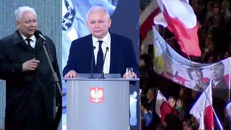 Jarosław Kaczyński Spotyka nas straszliwy atak nienawiści bo prawda o katastrofie jest coraz bliżej