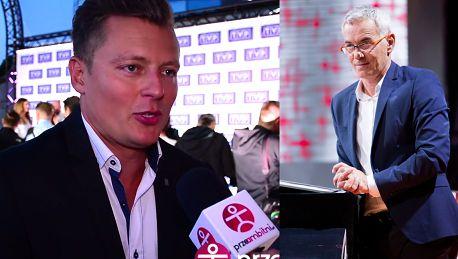 Rafał Brzozowski komentuje aferę z Janowskim Pozdrawiam go serdecznie i życzę sukcesu