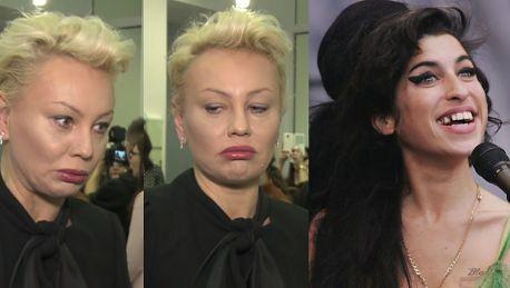 Jarosińska chce być jak Amy Winehouse Mam nawet podobną barwę głosu No i koncerty po całym świecie na pewno