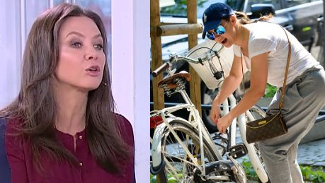 Rusin apeluje w Dzień Dobry TVN Nie skazujmy roweru na podziemie