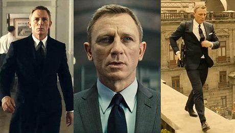 Zobaczcie zwiastun nowego Bonda Spectre
