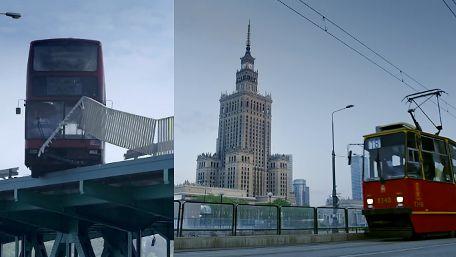 Zwiastun bollywoodzkiego filmu kręconego w Warszawie