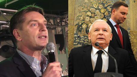 Lis Żaden polityk nigdy nie obrażał Polaków tak jak Kaczyński Wie że będzie posłem do śmierci