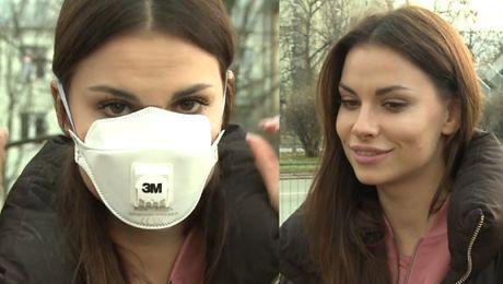 Miss Polonia zapewnia Smog nie musi być przeszkodą w bieganiu czy spacerach