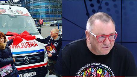 Owsiak wyręcza rząd Nierozwiązana sytuacja wróci za rok