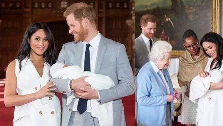 Popkultura wdziera się do rodziny królewskiej Archie to imię jak dla bohatera z kreskówki KLIKA PUDELKA