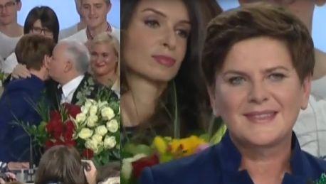 Szydło tuż po zwycięstwie Nie byłoby nas gdyby nie pan Jarosław Kaczyński
