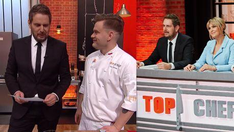 Nawrócony Amaro reklamuje finał Top Chefa Dobra kombinacja Już mi się podoba