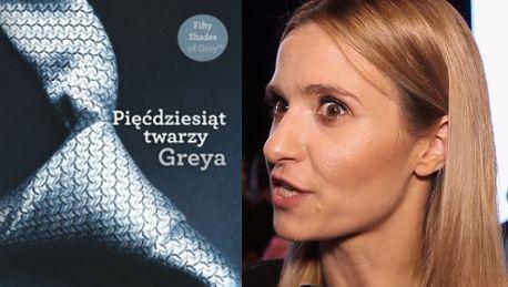 Koroniewska o ZARAZ SIĘ ZRZYGAM w audiobooku 50 twarzy Greya To nie była moja wpadka