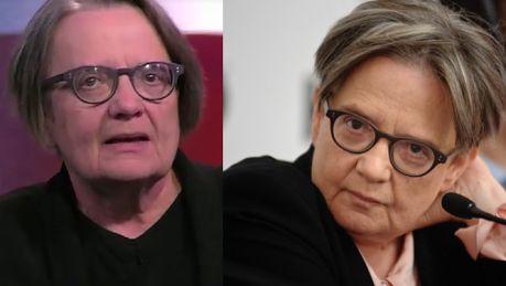 Agnieszka Holland o wygranej PiS u Te tendencje idą w kierunku Putina