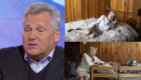 Kwaśniewski broni Kiszczaka i Jaruzelskiego To jest tchórzliwe i niesmaczne