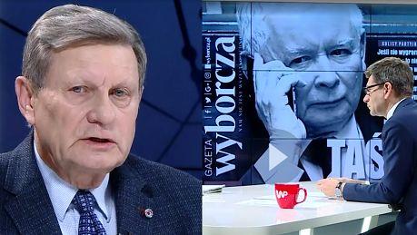 Balcerowicz o nagraniach z Kaczyńskim KORUPCJA To jest szokujące