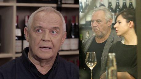 Kondrat dzieli się życiową ideą Bez alkoholu człowiek słabo znosi życie