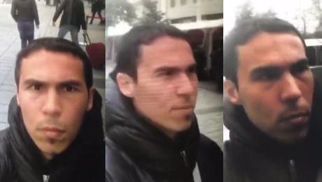 Turecka policja publikuje selfie mordercy ze Stambułu