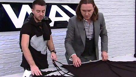 Project Runway jak powstaje suknia dla Anji Rubik