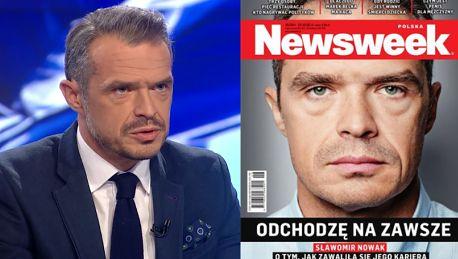 Sławomir Nowak Nie uciekłem na Ukrainę