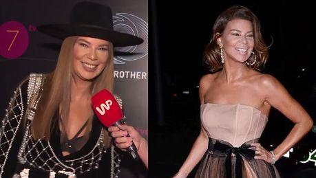Edyta Górniak wspomina bal TVN u Przetańczyłam całą noc z kieliszkiem szampana