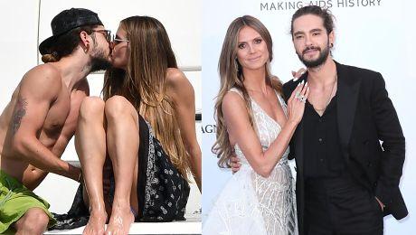 Nowy chłopak Heidi Klum ma żonę Nie stawia się na sprawy rozwodowe