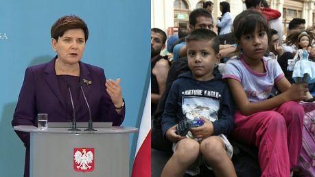 Szydło Nie ma możliwości aby do Polski byli przyjmowani uchodźcy
