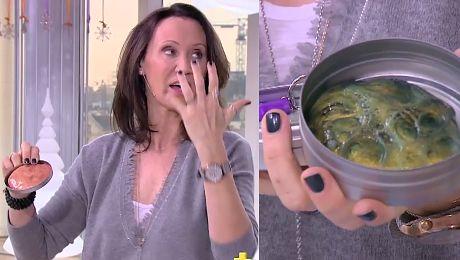 Anna Nowak Ibisz w TVN e Świecące gluty są absolutnym hitem