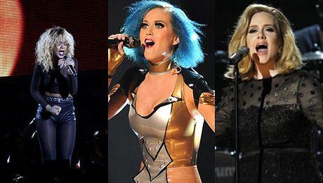 Najlepsze występy na gali Grammy