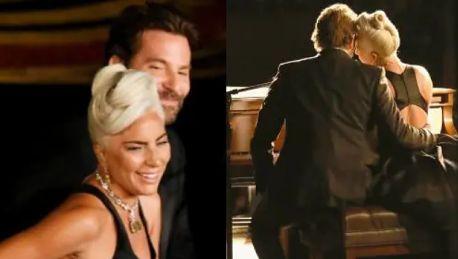 Lady Gaga za bardzo weszła w rolę Kusiła Bradleya przy fortepianie KLIKA PUDELKA