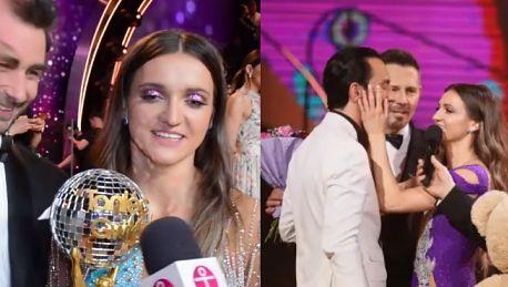 Joanna Mazur poruszona wygraną w Tańcu z gwiazdami Piękna przygoda i historia