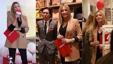 Rozenek chałturzy na otwarciu azjatyckiego sklepu