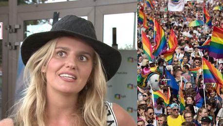Zborowska broni środowiska LGBT To normalny temat tak jak wegetarianizm czy impreza w piątek