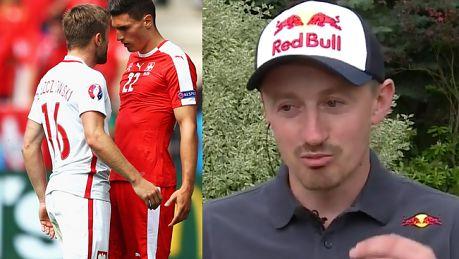 Małysz o meczu Polska Szwajcaria Było widać potężne zmęczenie Mieliśmy dużo szczęścia w karnych