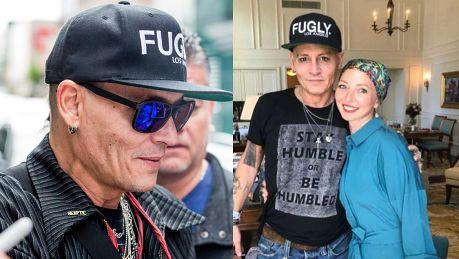 Depp przygotowuje się do nowej roli Bohater ma prowadzić niehigieniczny tryb życia