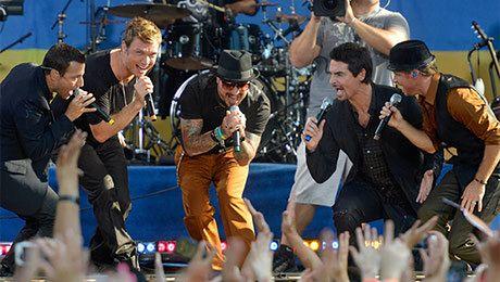 Backstreet Boys ZNOWU RAZEM