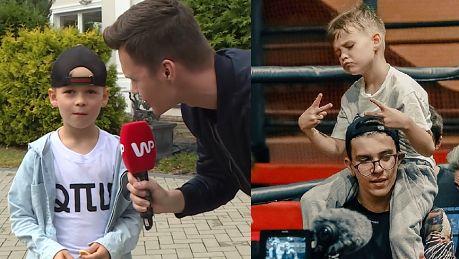 Najmłodszy YouTuber w Polsce ma siedem lat To jest dla niego zabawa