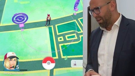 Jakub Rutnicki z PO Dlaczego akurat grać w Pokemony Jest tyle przyjemnych rzeczy które można robić razem