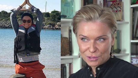 Muśnięta słońcem Paulina Młynarska chwali Grecję Zakochujemy się w pewnych miejscach