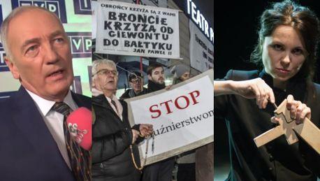 Strasburger przeciw śledztwu w sprawie Klątwy Pamiętam czasu cenzury Wycinała wszystko