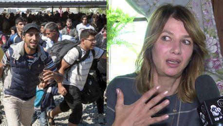 Wolszczak o imigrantach Mam lęki Ludzie boją się że terrorysta im bombę wrzuci