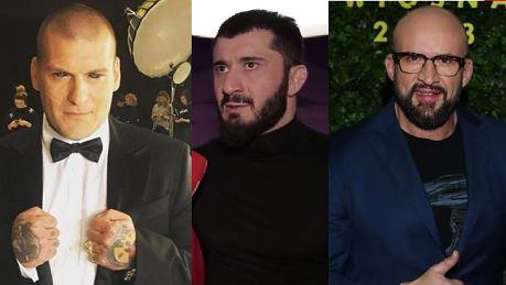 Khalidov o Popku To nie jest zawodnik MMA
