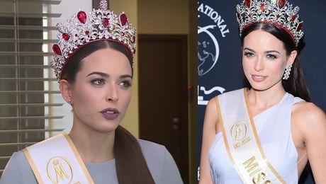 Olga Buława wychwala wybory miss Tytuł Miss Polski wyzwolił moją kobiecość