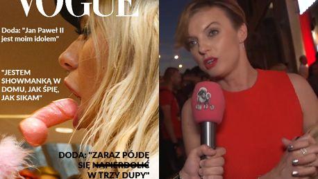 Sokołowska o polskim Vogue u Dziwie się że pojawi się dopiero teraz Nasz rynek przyswaja tytuły wolniej