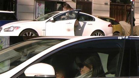 Rusin przyblokowała dwa auta jednocześnie